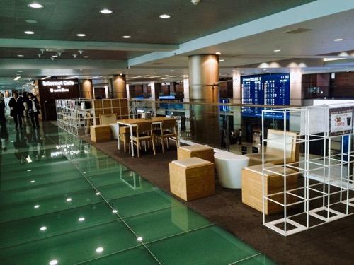 인천공항에서 일할만한 장소 추천!