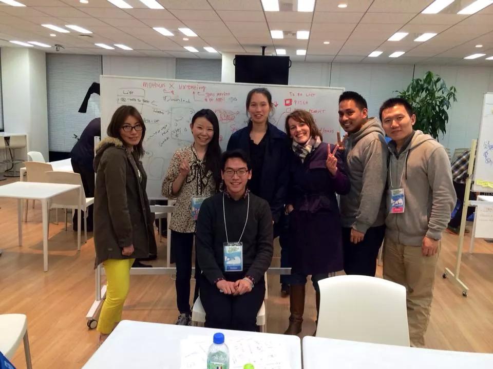 Startup weekend International in Tokyo (GSB) 2014